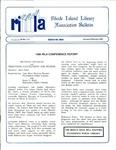 Bulletin of the Rhode Island Library Association v. 60, no. 1-2 by RILA