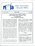 Bulletin of the Rhode Island Library Association v. 60, no. 3