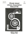 Bulletin of the Rhode Island Library Association v. 51, no. 3