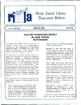 Bulletin of the Rhode Island Library Association v. 60, no. 4