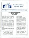 Bulletin of the Rhode Island Library Association v. 60, no. 4 by RILA