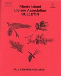 Bulletin of the Rhode Island Library Association v. 51, no. 5