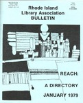 Bulletin of the Rhode Island Library Association v. 51, no. 6