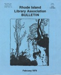 Bulletin of the Rhode Island Library Association v. 51, no. 7