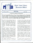 Bulletin of the Rhode Island Library Association v. 61, no. 6