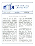Bulletin of the Rhode Island Library Association v. 61, no. 10