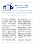 Bulletin of the Rhode Island Library Association v. 61, no. 10 by RILA