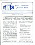 Bulletin of the Rhode Island Library Association v. 61, no. 11