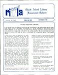 Bulletin of the Rhode Island Library Association v. 61, no. 11 by RILA