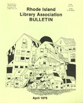 Bulletin of the Rhode Island Library Association v.51, no. 9