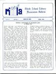 Bulletin of the Rhode Island Library Association v. 62, no. 4 by RILA