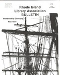 Bulletin of the Rhode Island Library Association v. 51, no. 10