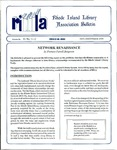 Bulletin of the Rhode Island Library Association v. 63, no. 11-12