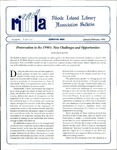 Bulletin of the Rhode Island Library Association v. 64, no. 1-2