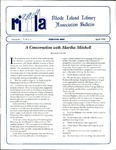 Bulletin of the Rhode Island Library Association v. 64, no. 4