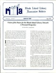 Bulletin of the Rhode Island Library Association v. 64, no. 5 by RILA