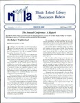 Bulletin of the Rhode Island Library Association v. 64, no. 7-8 by RILA