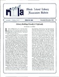 Bulletin of the Rhode Island Library Association v. 64, no. 11-12