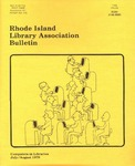 Bulletin of the Rhode Island Library Association v. 52, no. 1