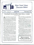 Bulletin of the Rhode Island Library Association v. 65, no. 1-2 by RILA