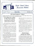 Bulletin of the Rhode Island Library Association v. 65, no. 7-8