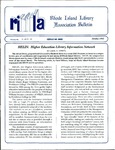 Bulletin of the Rhode Island Library Association v. 65, no. 10 by RILA