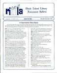 Bulletin of the Rhode Island Library Association v. 65, no. 11-12