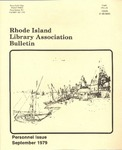 Bulletin of the Rhode Island Library Association v. 52, no. 2
