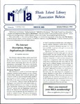 Bulletin of the Rhode Island Library Association v. 66, no. 1-2
