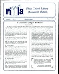 Bulletin of the Rhode Island Library Association v. 66, no. 9