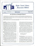 Bulletin of the Rhode Island Library Association v. 67, no. 5-6 by RILA