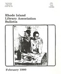 Bulletin of the Rhode Island Library Association v. 52, no. 7