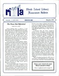 Bulletin of the Rhode Island Library Association v. 68, no. 5-6 by RILA