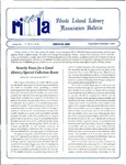 Bulletin of the Rhode Island Library Association v. 68, no. 9-10