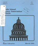Bulletin of the Rhode Island Library Association v. 52, no. 8