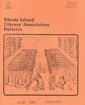 Bulletin of the Rhode Island Library Association v. 52, no. 11