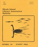 Bulletin of the Rhode Island Library Association v. 53, no. 2
