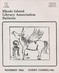 Bulletin of the Rhode Island Library Association v. 53, no. 3 by RILA