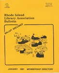 Bulletin of the Rhode Island Library Association v. 53, no. 5