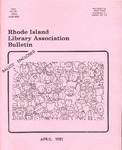 Bulletin of the Rhode Island Library Association v. 53, no. 8