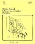 Bulletin of the Rhode Island Library Association v. 53, no. 9