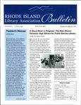 Bulletin of the Rhode Island Library Association v. 70, no. 1-2 by RILA