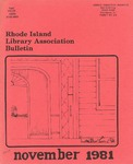 Bulletin of the Rhode Island Library Association v. 54, no. 3