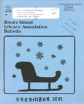 Bulletin of the Rhode Island Library Association v. 54, no. 4 by RILA