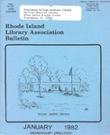 Bulletin of the Rhode Island Library Association v. 54, no. 5