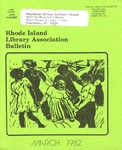 Bulletin of the Rhode Island Library Association v. 54, no. 7 by RILA