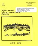 Bulletin of the Rhode Island Library Association v. 54, no. 8