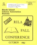 Bulletin of the Rhode Island Library Association v. 55, no. 2 by RILA
