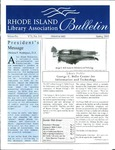 Bulletin of the Rhode Island Library Association v. 73, no. 4-6