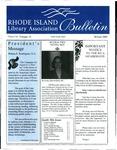Bulletin of the Rhode Island Library Association v. 73 by RILA